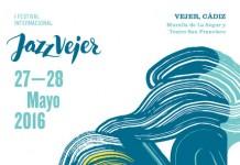 Cartel Jazz Vejer 2016