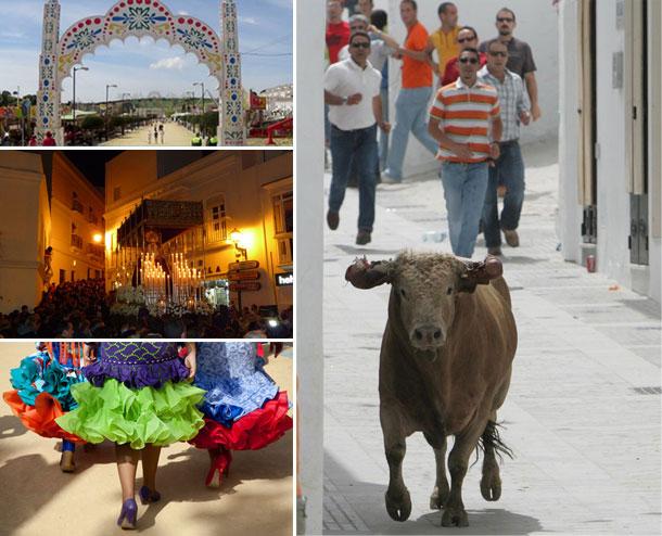 Fiestas y Ferias de la Localidad