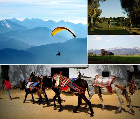 Actividades relacionadas con el Turismo Activo
