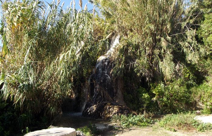 Cascada de Agua (Aula de la Naturaleza)