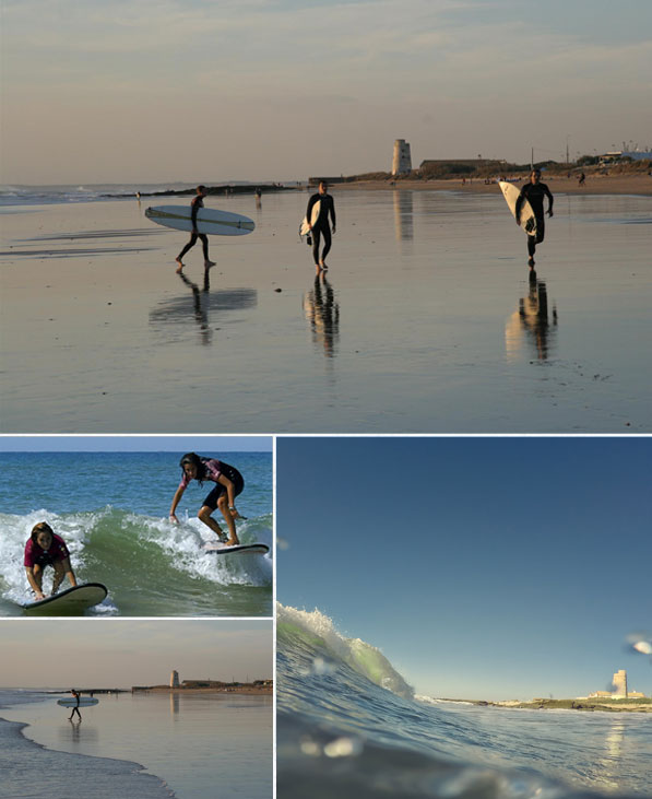 El Palmar Surf BodyBoard