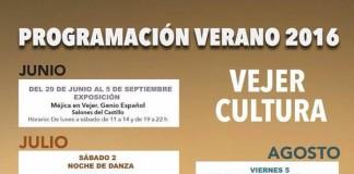 Verano Cultural Vejer 2016