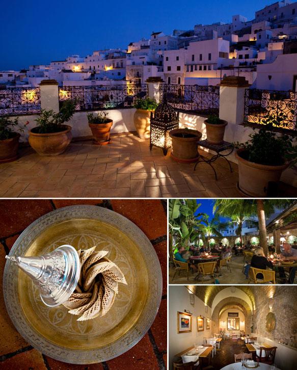 Cenar en Restaurantes Califa