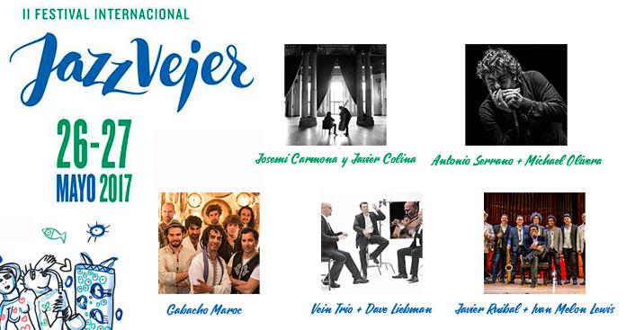 Artistas y Conciertos de Jazz en Vejer de la Frontera