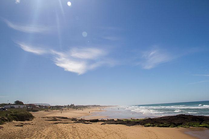 playa el palmar - conil (cadiz)
