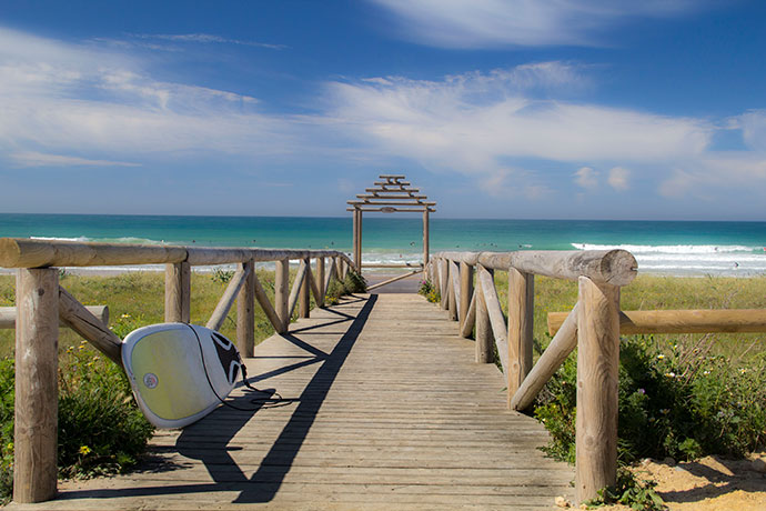Playa del Palmar Vejer - ¿Ya conoces el paraíso? Pues aún no sabes...