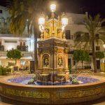 La Plaza de los Pescaitos de Noche