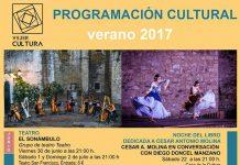 Verano Cultural Vejer 2017