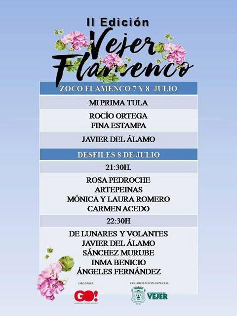Vejer Flamenco 2017