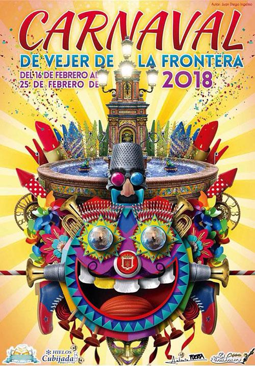 Carnaval de Vejer 2018