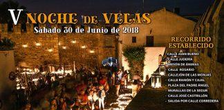 Noche de Velas en Vejer 2018
