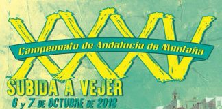 Rallye Subida Vejer 2018