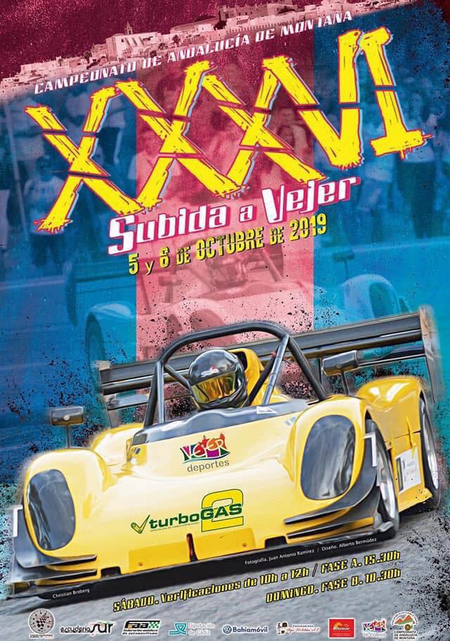 Rally Subida Vejer 2019