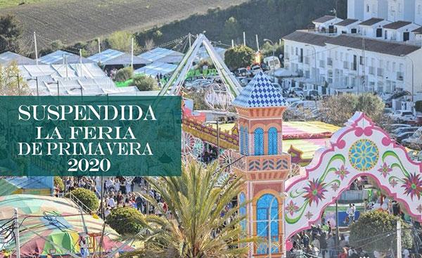 Feria Vejer 2020 - Suspendida por el Coronavirus