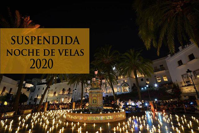 Noche de Velas en Vejer 2020